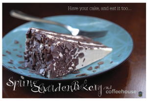 Have your cake...